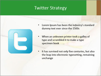 Cleaning the white couch PowerPoint Template - Slide 9