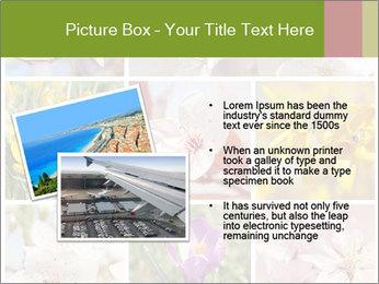 Beautiful flowers PowerPoint Template - Slide 20
