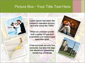 Beautiful flowers PowerPoint Template - Slide 24