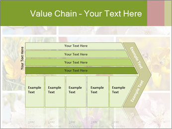Beautiful flowers PowerPoint Template - Slide 27