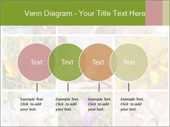 Beautiful flowers PowerPoint Template - Slide 32