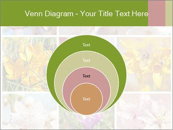 Beautiful flowers PowerPoint Template - Slide 34
