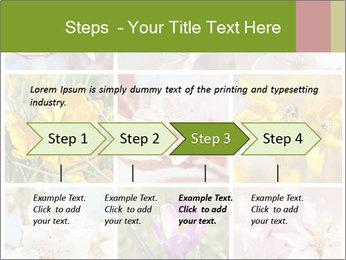 Beautiful flowers PowerPoint Template - Slide 4