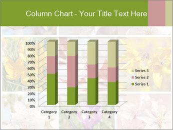 Beautiful flowers PowerPoint Template - Slide 50