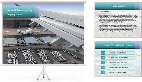 Wing PowerPoint Template