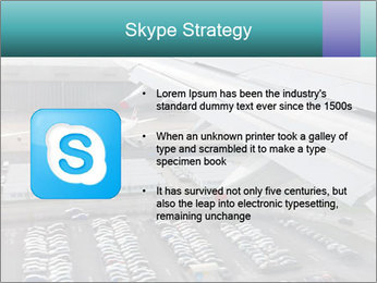 Wing PowerPoint Templates - Slide 8