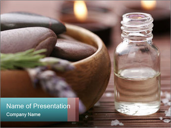 Relaxing PowerPoint Template - Slide 1