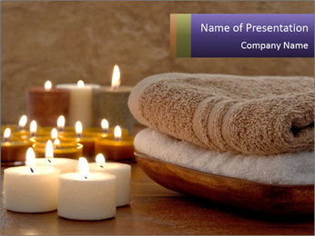 SPA procedures PowerPoint Template - Slide 1