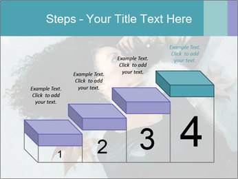 Attractive girl PowerPoint Template - Slide 64