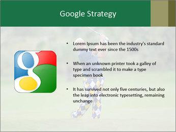 Thailand Golf Championship PowerPoint Templates - Slide 10