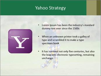 Thailand Golf Championship PowerPoint Templates - Slide 11