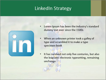 Thailand Golf Championship PowerPoint Templates - Slide 12
