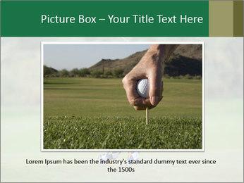 Thailand Golf Championship PowerPoint Templates - Slide 16