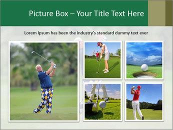 Thailand Golf Championship PowerPoint Templates - Slide 19