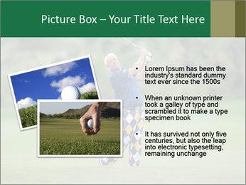 Thailand Golf Championship PowerPoint Templates - Slide 20