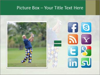 Thailand Golf Championship PowerPoint Templates - Slide 21