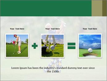 Thailand Golf Championship PowerPoint Templates - Slide 22
