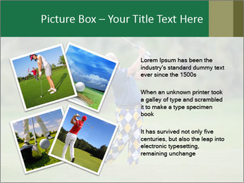 Thailand Golf Championship PowerPoint Templates - Slide 23