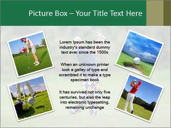 Thailand Golf Championship PowerPoint Templates - Slide 24