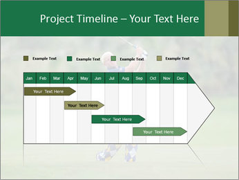 Thailand Golf Championship PowerPoint Templates - Slide 25