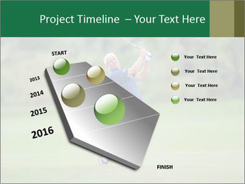 Thailand Golf Championship PowerPoint Templates - Slide 26