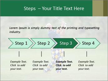 Thailand Golf Championship PowerPoint Templates - Slide 4
