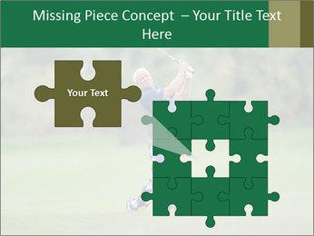 Thailand Golf Championship PowerPoint Templates - Slide 45