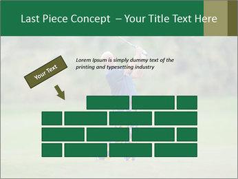 Thailand Golf Championship PowerPoint Templates - Slide 46