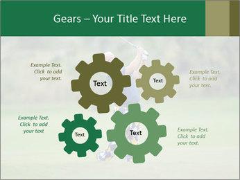 Thailand Golf Championship PowerPoint Templates - Slide 47
