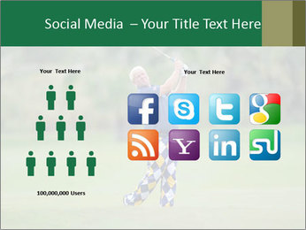 Thailand Golf Championship PowerPoint Templates - Slide 5