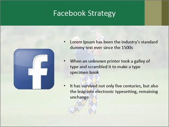 Thailand Golf Championship PowerPoint Templates - Slide 6