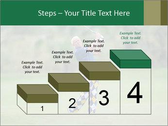Thailand Golf Championship PowerPoint Templates - Slide 64