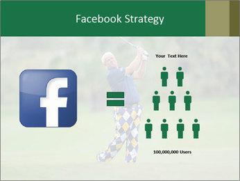 Thailand Golf Championship PowerPoint Templates - Slide 7