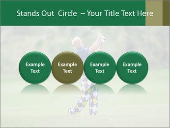 Thailand Golf Championship PowerPoint Templates - Slide 76