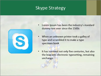 Thailand Golf Championship PowerPoint Templates - Slide 8