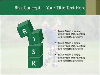 Thailand Golf Championship PowerPoint Templates - Slide 81