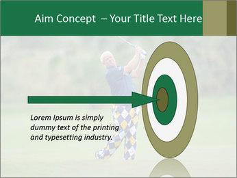 Thailand Golf Championship PowerPoint Templates - Slide 83
