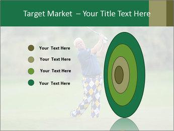 Thailand Golf Championship PowerPoint Templates - Slide 84