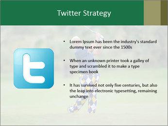 Thailand Golf Championship PowerPoint Templates - Slide 9