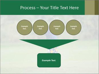 Thailand Golf Championship PowerPoint Templates - Slide 93