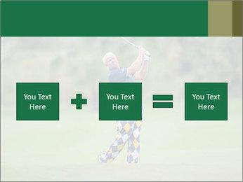 Thailand Golf Championship PowerPoint Templates - Slide 95