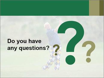 Thailand Golf Championship PowerPoint Templates - Slide 96