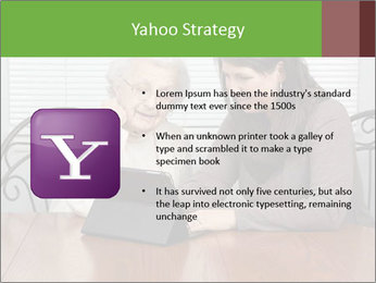 Young Woman Teaching PowerPoint Templates - Slide 11