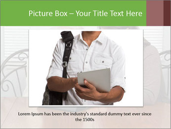 Young Woman Teaching PowerPoint Templates - Slide 16