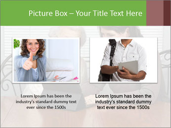 Young Woman Teaching PowerPoint Templates - Slide 18