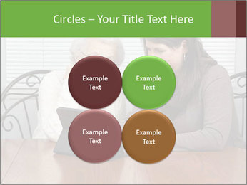Young Woman Teaching PowerPoint Templates - Slide 38