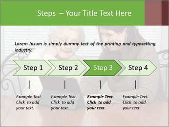 Young Woman Teaching PowerPoint Templates - Slide 4