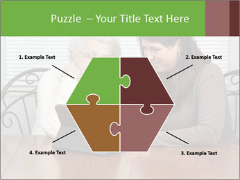 Young Woman Teaching PowerPoint Templates - Slide 40