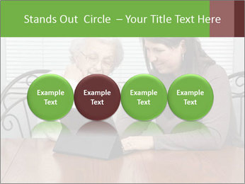 Young Woman Teaching PowerPoint Templates - Slide 76