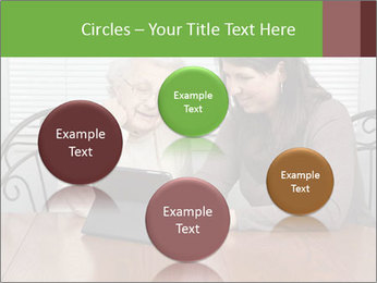Young Woman Teaching PowerPoint Templates - Slide 77